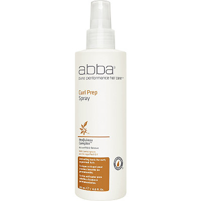 AbbaCurl Prep Spray