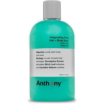 AnthonyInvigorating Rush Hair & Body Wash