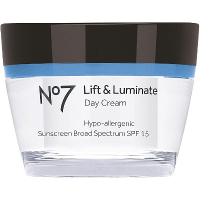 No7 Lift %26 Luminate Day Cream SPF 15