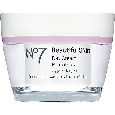 No7 Beautiful Skin Day Cream for Normal/Dry Skin