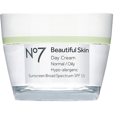 No7 Beautiful Skin Day Cream for Normal/Oily Skin