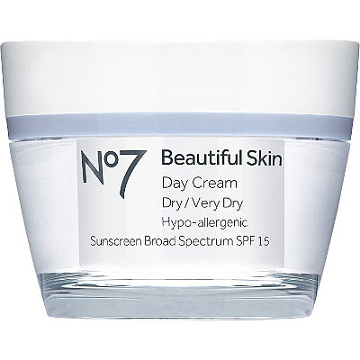 Boots No7 Beautiful Skin Day Cream for Dry/Very Dry