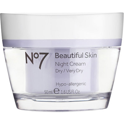 No7 Beautiful Skin Night Cream for Dry%2FVery Dry Skin