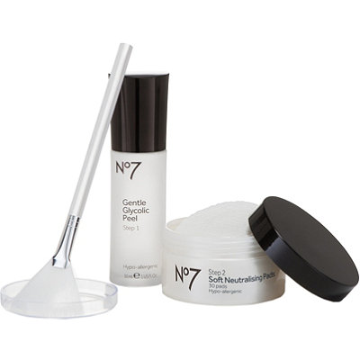 No7Advanced Renewal Anti-Aging Glycolic Kit