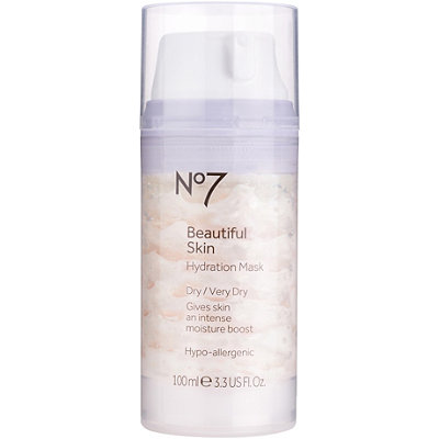 Boots No7 Beautiful Skin Hydration Mask