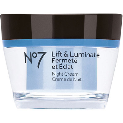 No7 Lift %26 Luminate Night Cream