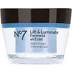 BootsNo7 Lift & Luminate Night Cream