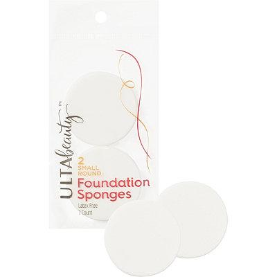 Round Foundation Sponges