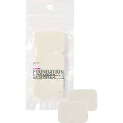 ULTA Square Foundation Sponges