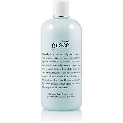 Philosophy Living Grace Shampoo%2C Bath %26 Shower Gel