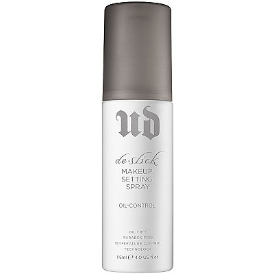 Urban Decay Cosmetics De-Slick Makeup Setting Spray