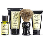 The Art of ShavingThe 4 Elements of the Perfect Shave Unscented Mid-Size Kit