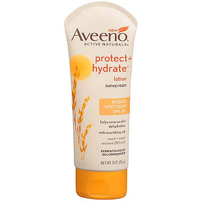 AveenoProtect + Hydrate Lotion Sunscreen SPF 30