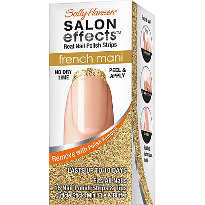 Sally Hansen Salon Effects French Mani Nail Polish Strips