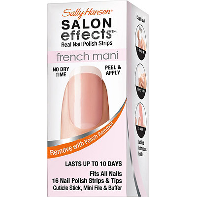 Sally HansenSalon Effects French Mani Nail Polish Strips