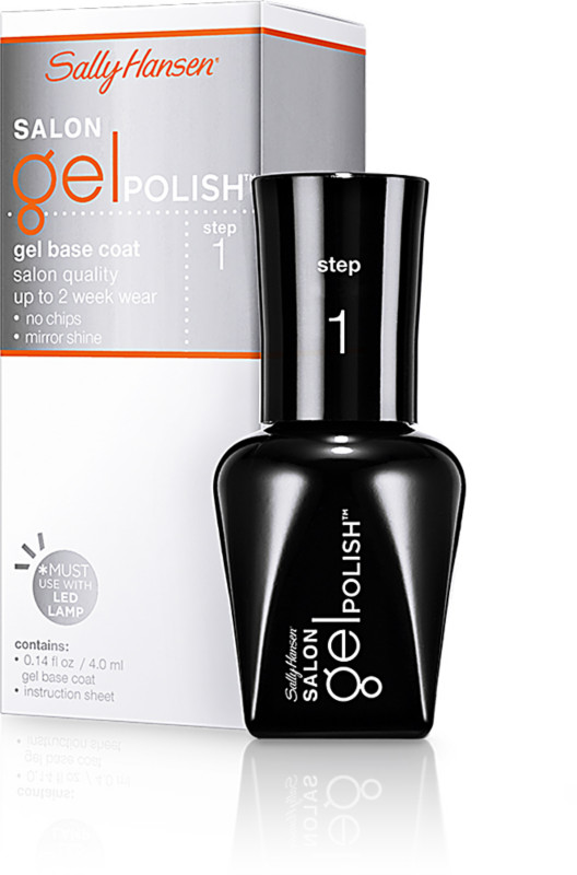 Sally Hansen Salon Gel Polish Gel Base Coat | Ulta Beauty