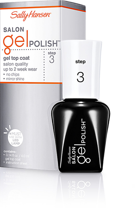 Sally Hansen Salon Gel Polish Gel Top Coat | Ulta Beauty