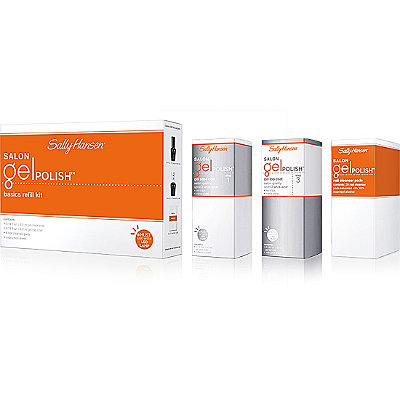 Sally Hansen Salon Gel Polish Basic Refill Kit
