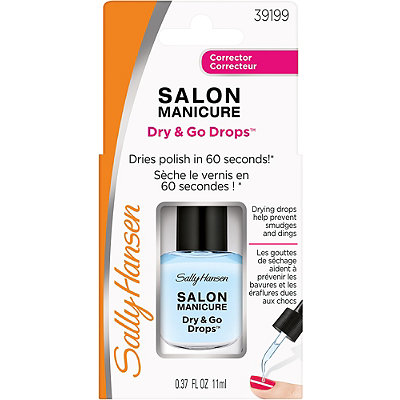 Sally Hansen Salon Manicure Dry %26 Go Drops