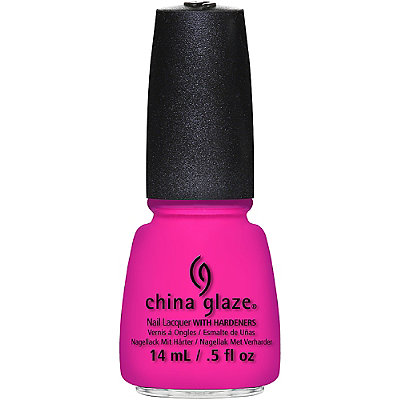 China GlazeNail Lacquer with Hardeners - Cirque du Soleil World's Away Collection