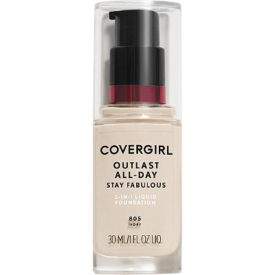 CoverGirlOutlast Stay Fabulous 3-In-1 Foundation