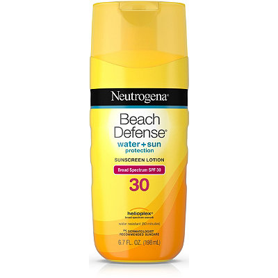 Neutrogena Beach Defense Sunscreen Lotion SPF 30