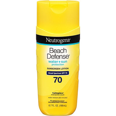 Neutrogena Beach Defense Sunscreen Lotion SPF 70