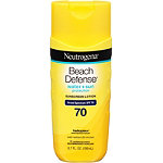 Beach Defense Sunscreen Lotion SPF 70