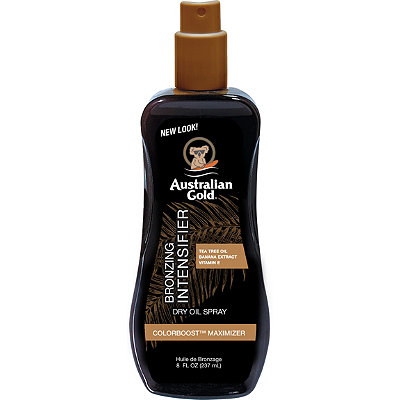 Australian GoldBronzing Dry Oil Spray Intensifier