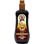 Spray Gel with Instant Bronzer SPF 30