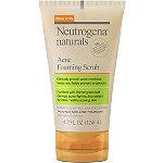 Naturals Acne Foaming Scrub