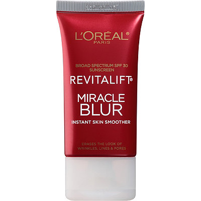 L'Oréal Revitalift Miracle Blur Instant Skin Smoother Finishing Cream SPF 30