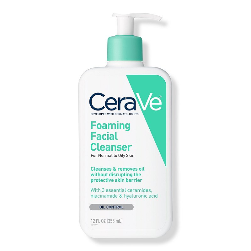 Cerave Foaming Facial Cleanser Ulta Beauty