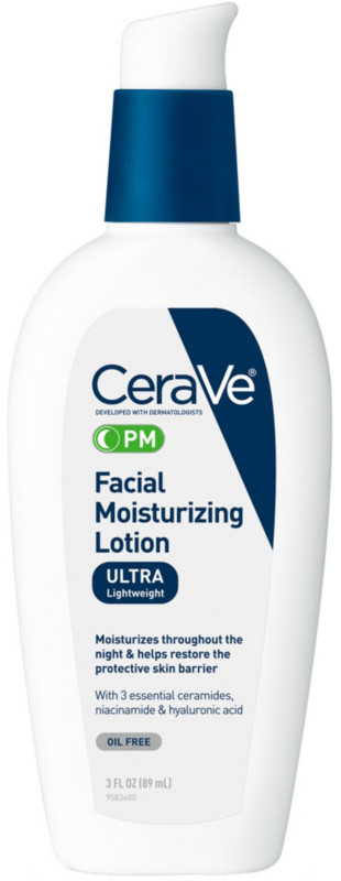 5914545c089 CeraVe PM Face Moisturizer for Nighttime Use