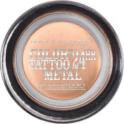 MaybellineEye Studio Color Tattoo Metal Eyeshadow