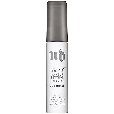 Urban Decay Cosmetics Travel Size De-Slick Makeup Setting Spray
