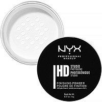 NYX HD Studio Finish Powder - Translucent
