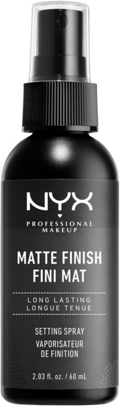 Image result for matte finish makeup setting spray nyx