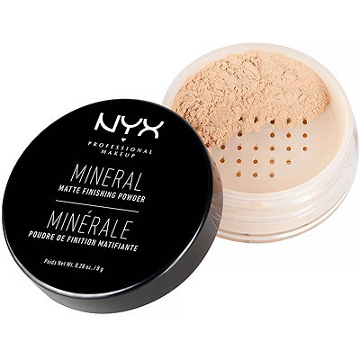 NYX Professional MakeupMineral ''Set It & Don't Fret It'' Matte Finishing Powder