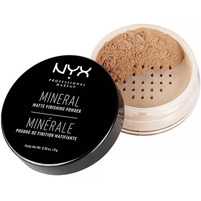NYX Professional MakeupMineral %22Set It %26 Don%27t Fret It%22 Matte Finishing Powder