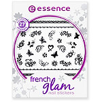 French Glam Nail Stickers