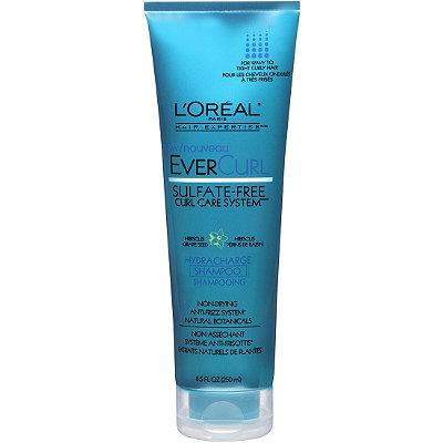L'OréalEverCurl Hydracharge Shampoo
