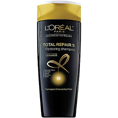 L'OréalTotal Repair 5 Restoring Shampoo
