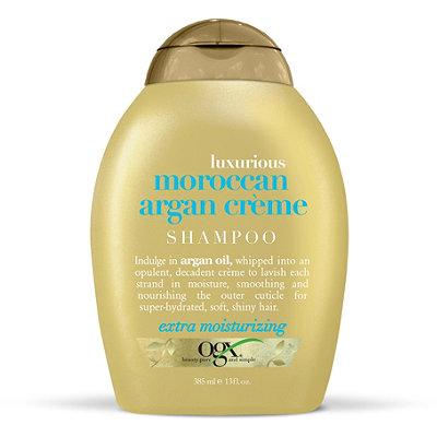 OGXLuxurious Moroccan Argan Crème Shampoo