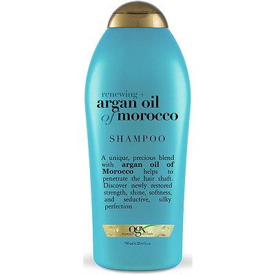 Shampoo moroccan argan oil