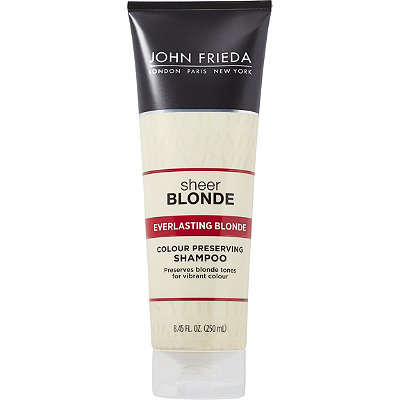 John Frieda Sheer Blonde Everlasting Blonde Colour Preserving Shampoo