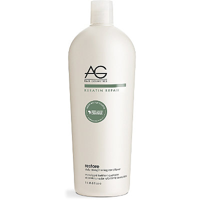 AG HairKeratin Repair Restore Daily Strengthening Conditioner