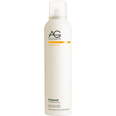 AG Hair Smooth Frizzproof Argan Anti-Humidity Finishing Spray