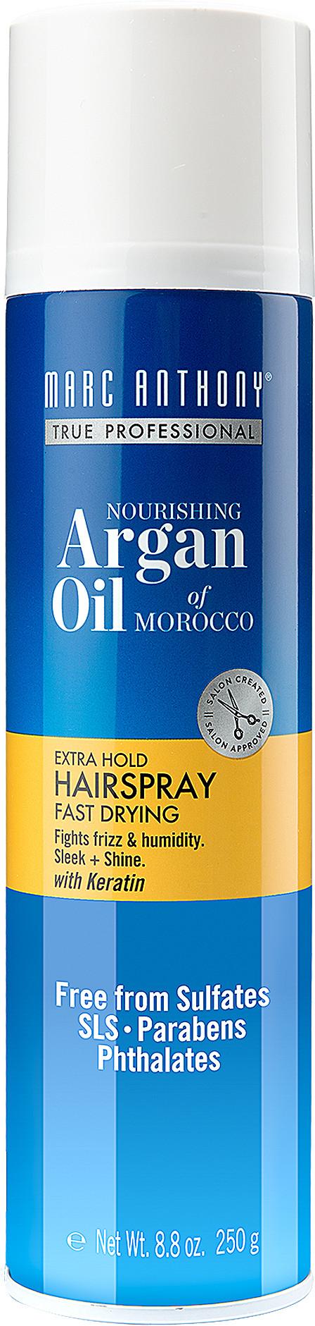 Marc Anthony Oil Of Morocco Argan Volume Shine Hairspray Ulta Beauty