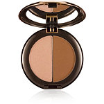 LoracTravel Size TANtalizer Highlighter & Matte Bronzer Duo